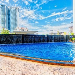Отель Nam Talay Jomtien Beach Паттайя бассейн