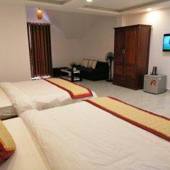 Hoang Tuan Hotel Далат комната для гостей фото 2