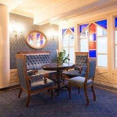 Отель Lillesand Hotel Norge Норвегия, Лилльсанд - отзывы, цены и фото номеров - забронировать отель Lillesand Hotel Norge онлайн интерьер отеля