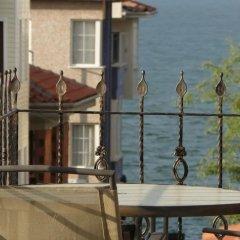 Отель La Fontaine Butik Otel Армутлу балкон