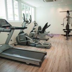 Отель Le Tada Parkview Бангкок фитнесс-зал