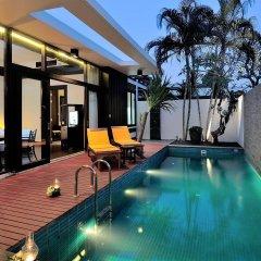 Отель Malisa Villa Suites пляж Ката бассейн