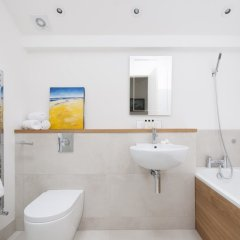 Отель onefinestay - Hampstead private homes ванная фото 2