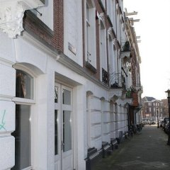 Отель Rijksmuseum Penthouse парковка