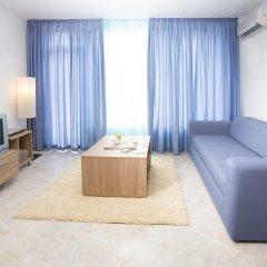 Отель Sunset Complex Болгария, Кошарица - отзывы, цены и фото номеров - забронировать отель Sunset Complex онлайн комната для гостей фото 3