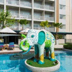 Отель Ramada by Wyndham Phuket Deevana Patong бассейн фото 7