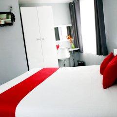 Отель Phenix Бельгия, Брюссель - отзывы, цены и фото номеров - забронировать отель Phenix онлайн комната для гостей фото 4