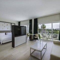 Отель Hilton Park Nicosia комната для гостей