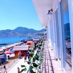 Santorini Hotel балкон