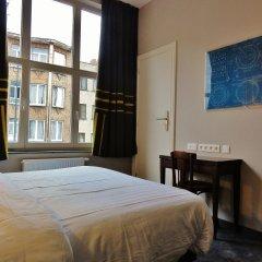 Отель Train Hostel Бельгия, Брюссель - отзывы, цены и фото номеров - забронировать отель Train Hostel онлайн комната для гостей