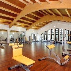 Отель Castilla Termal Balneario de Solares фитнесс-зал фото 3