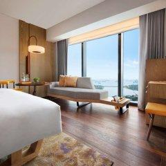 Отель Andaz Singapore - a concept by Hyatt комната для гостей фото 5