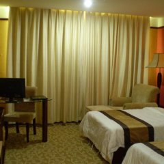 Guangzhou Guo Sheng Hotel комната для гостей