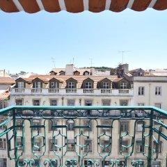 Отель The Lift Boutique Hotel Португалия, Лиссабон - отзывы, цены и фото номеров - забронировать отель The Lift Boutique Hotel онлайн балкон