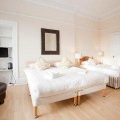 Отель Garfield Guest House Великобритания, Эдинбург - отзывы, цены и фото номеров - забронировать отель Garfield Guest House онлайн комната для гостей фото 2