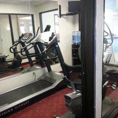 Отель Best Western Joliet Inn & Suites фитнесс-зал фото 3