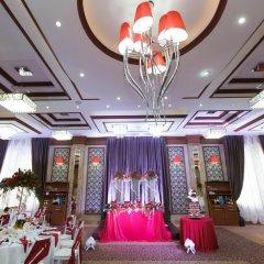 Отель Jannat Regency Бишкек помещение для мероприятий