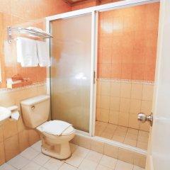 Отель Ridgewood Hotel Филиппины, Багуйо - отзывы, цены и фото номеров - забронировать отель Ridgewood Hotel онлайн ванная