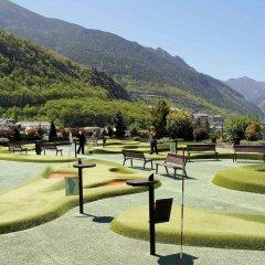 Отель Novotel Andorra спортивное сооружение