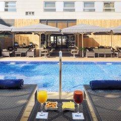 Отель H10 Itaca Испания, Барселона - отзывы, цены и фото номеров - забронировать отель H10 Itaca онлайн бассейн