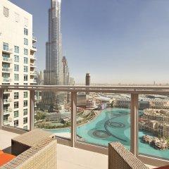 Отель Ramada Downtown Dubai ОАЭ, Дубай - 3 отзыва об отеле, цены и фото номеров - забронировать отель Ramada Downtown Dubai онлайн балкон