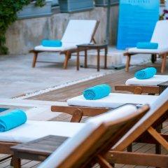 Отель Myndos Residence пляж