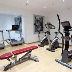 Hotel Blue Coruña фитнесс-зал