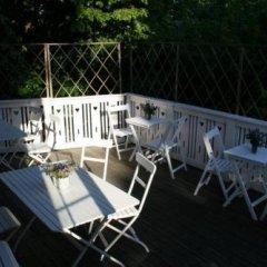 Отель Villa Gräsdalen Швеция, Карлстад - отзывы, цены и фото номеров - забронировать отель Villa Gräsdalen онлайн балкон