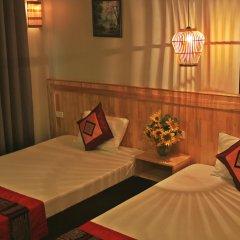 Sapa Aroma Hotel комната для гостей
