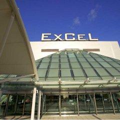 Отель Novotel London Excel спортивное сооружение