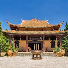 Thuy Lan Hotel Далат вид на фасад