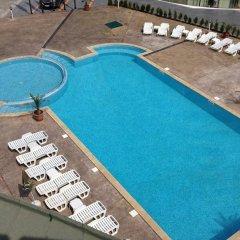 Отель Arda Болгария, Солнечный берег - отзывы, цены и фото номеров - забронировать отель Arda онлайн бассейн фото 4