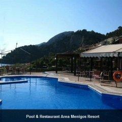 Отель Menegios Beachfront 1 BdrHouse-AB3GNo 49 Греция, Корфу - отзывы, цены и фото номеров - забронировать отель Menegios Beachfront 1 BdrHouse-AB3GNo 49 онлайн фото 2