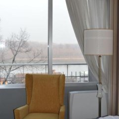Garni Hotel Jugoslavija сейф в номере