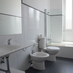 Отель Flats Friends Torres Quart Испания, Валенсия - отзывы, цены и фото номеров - забронировать отель Flats Friends Torres Quart онлайн ванная