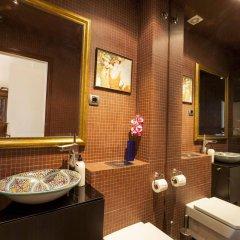 Отель El Petit Palauet ванная фото 2