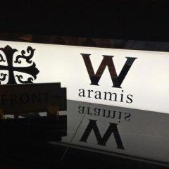 Отель W aramis Япония, Токио - отзывы, цены и фото номеров - забронировать отель W aramis онлайн парковка
