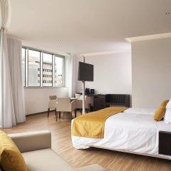 Отель Jupiter Lisboa Hotel Португалия, Лиссабон - отзывы, цены и фото номеров - забронировать отель Jupiter Lisboa Hotel онлайн комната для гостей фото 4