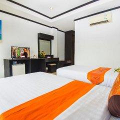 Отель Tri Trang Beach Resort by Diva Management 4* Стандартный номер разные типы кроватей фото 4
