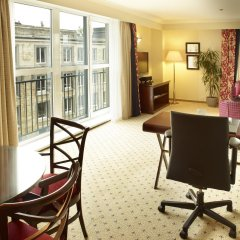 Отель Hilton Antwerp Old Town Бельгия, Антверпен - 1 отзыв об отеле, цены и фото номеров - забронировать отель Hilton Antwerp Old Town онлайн комната для гостей фото 3