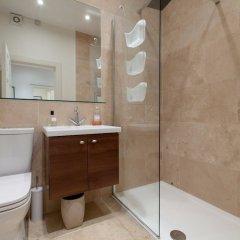Отель Central Cosy Home for 6 in Edinburgh Великобритания, Эдинбург - отзывы, цены и фото номеров - забронировать отель Central Cosy Home for 6 in Edinburgh онлайн ванная