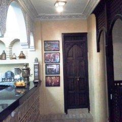 Отель Riad Boutouil интерьер отеля фото 2