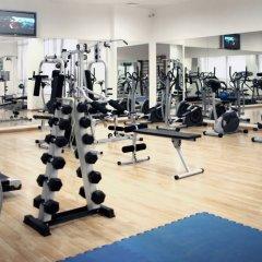 Ани Плаза Отель фитнесс-зал фото 2