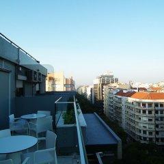 Hotel Imperador балкон
