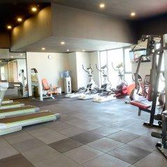 Отель Amena Residences & Suites фитнесс-зал фото 2