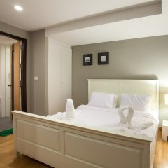 Отель Rocco Huahin Condominium сейф в номере