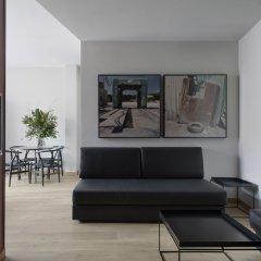 Отель Aparthotel Allada Барселона комната для гостей