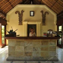Отель Mimpi Resort Tulamben Dive and Spa интерьер отеля фото 2