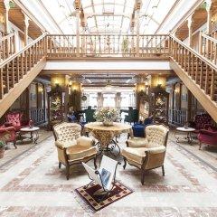 Отель Kerme Ottoman Palace - Boutique Class интерьер отеля фото 7