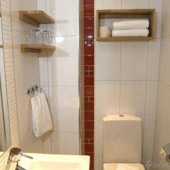 Отель Spar Hotel Majorna Швеция, Гётеборг - отзывы, цены и фото номеров - забронировать отель Spar Hotel Majorna онлайн ванная